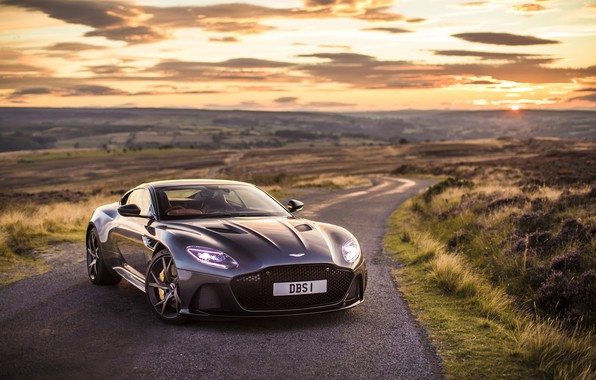 Картинка Aston Martin, DBS, Superleggera