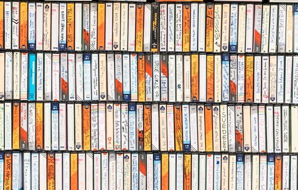 Картинка музыка, фон, Mix Tapes