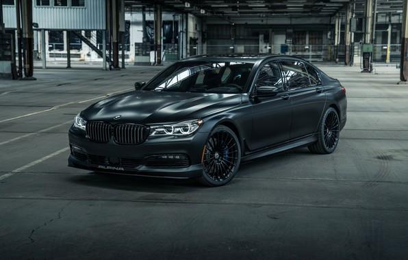 Картинка BMW, седан, 2018, 7-Series, Alpina, Bi-Turbo, Exclusive Edition, Alpina B7