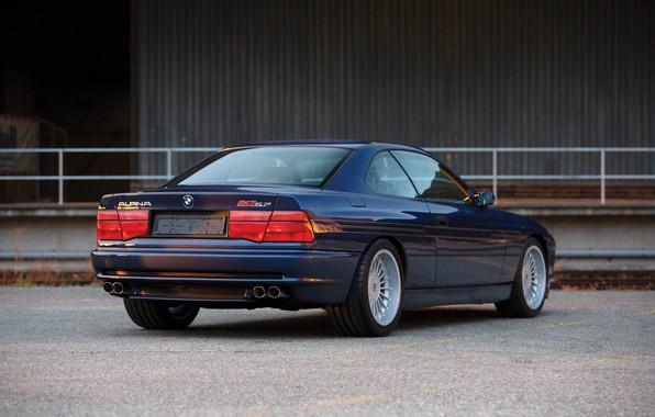 Картинка BMW, E31, Alpina, 8-series, B12, 5.7