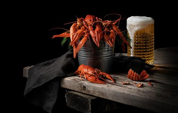 Картинка пиво, раки, раки с пивом