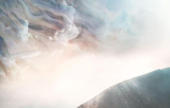Картинка Music, Tornado, Cover, Monstercat, Trivecta, feat. Monika Santucci