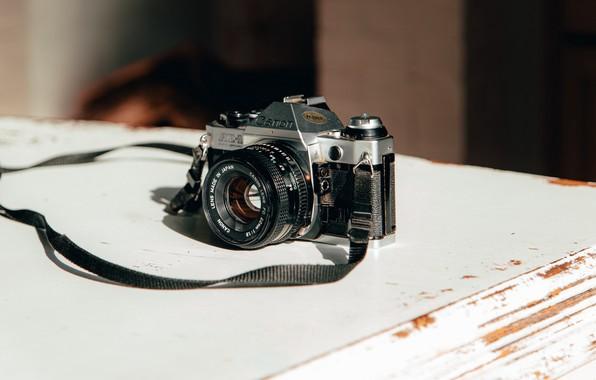 Картинка камера, фотоаппарат, оптика, линза, canon