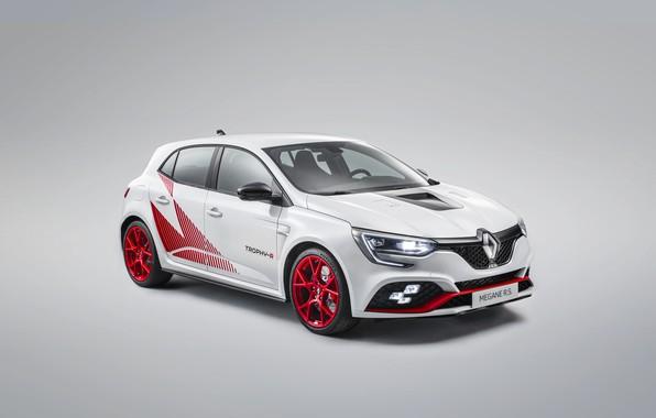 Картинка тюнинг, Renault, Trophy-R, Megane R.S.