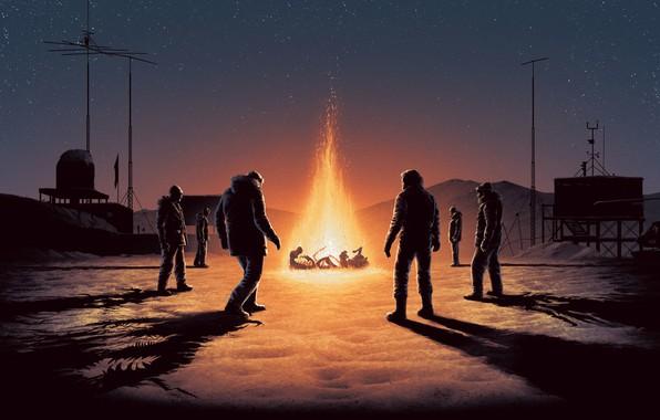 Картинка Horror, The Thing, Sci-Fi