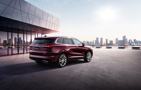 Картинка Buick, Enclave, 2019, Buick Enclave