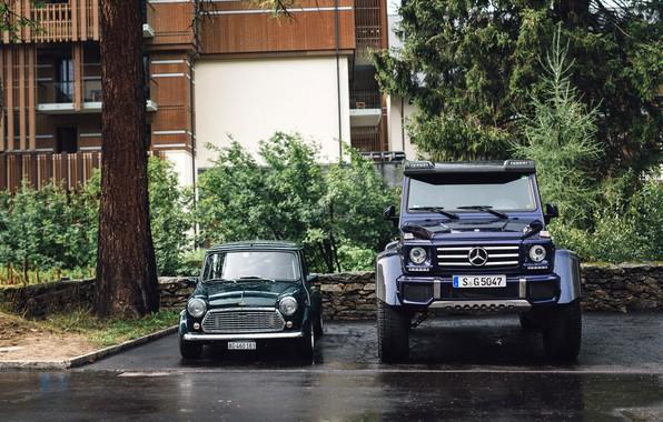 Картинка Mini, Mercedes, G-Klasse