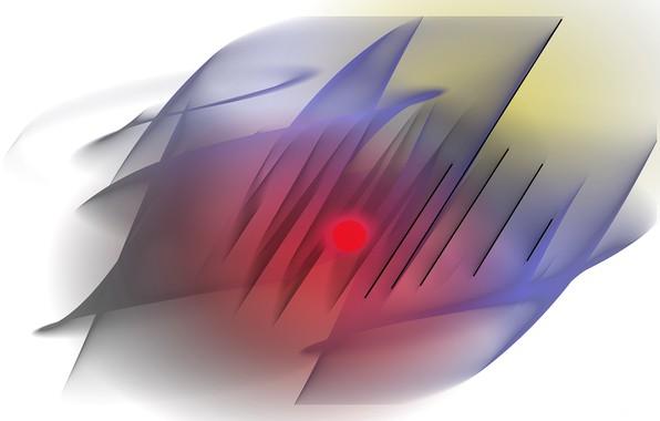 Картинка фон, цвет, форма