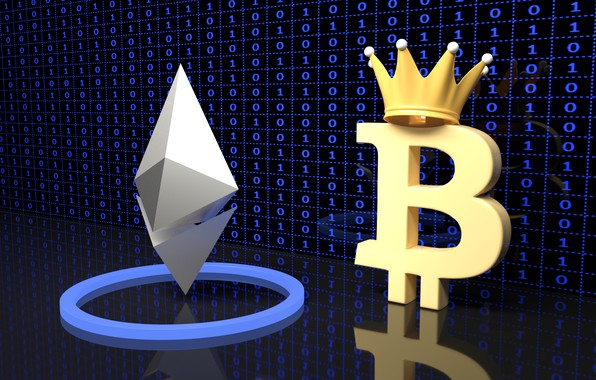Картинка fon, bitcoin, биткоин, эфир, eth, btc, ethereum