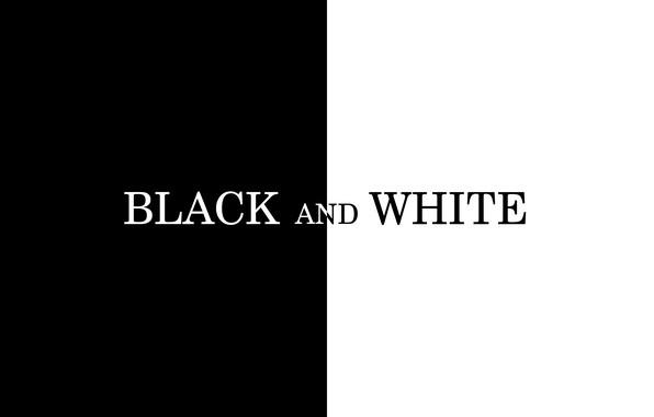 Обои white, black, minimalism, line, text, art, block, color, illustration, tones