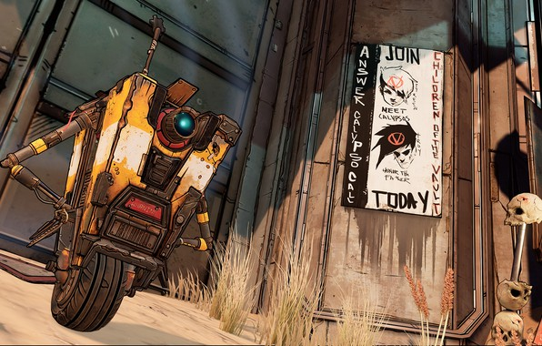 Картинка Borderlands, Borderlands 3, Mayhem is Coming, BL3