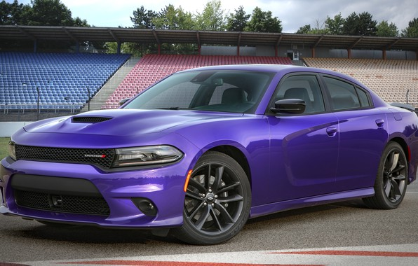 Фото обои Dodge, Charger, 2019, Charger GT