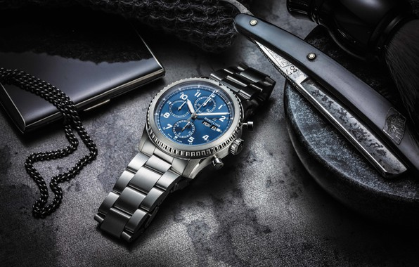 Картинка Breitling, Swiss Luxury Watches, швейцарские наручные часы класса люкс, analog watch, Брайтлинг, Navitimer 8 Chronograph, …
