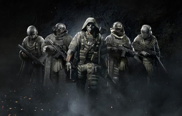 Картинка Tom Clancy's, Ubisoft Paris, Ghost Recon: Breakpoint