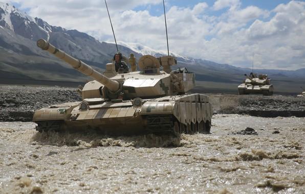 Картинка armor, army, tank, main battle tank, MBT, ztz-99