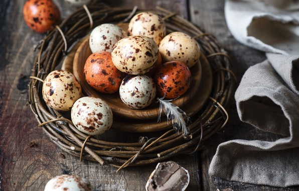 Картинка яйца, Пасха, гнездо, Easter