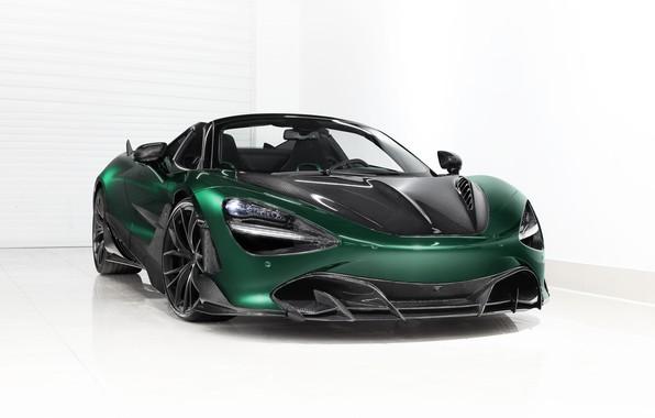 Картинка McLaren, суперкар, Spider, TopCar, Fury, 2020, 720S