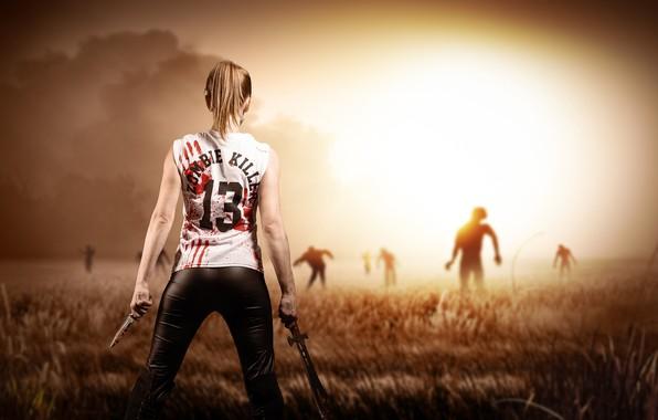 Картинка zombies, sun, death