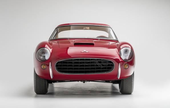 Картинка Corvette, 1960, Фары, Chevrolet Corvette, Classic car, Sports car, Chevrolet Corvette Scaglietti