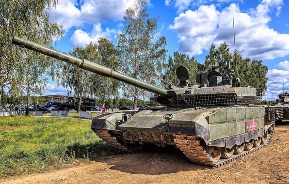 Картинка танк, бронетехника России, Т-90М, Forum «ARMY 2018»