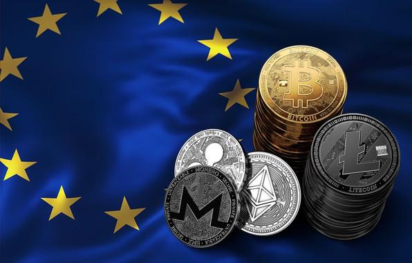 Картинка флаг, flag, bitcoin, ripple, btc, litecoin, monero, ethereum
