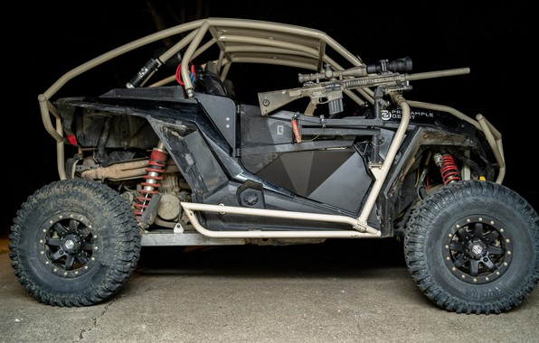 Картинка Polaris, Army, M110, RZR