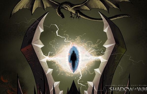 Картинка art, Shadow of War, Xbox Worlds