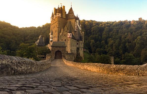 Картинка Germany, Castle, Burg Eltz