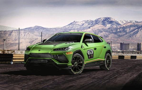 Картинка Concept, Lamborghini, Urus, 2019, ST-X