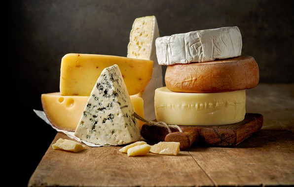 Картинка variety, forms, cheeses, types