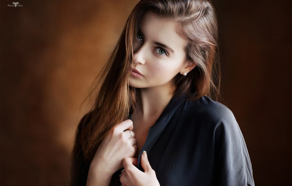 Фото обои Девушка, красивая, Алина, Dmitry Arhar
