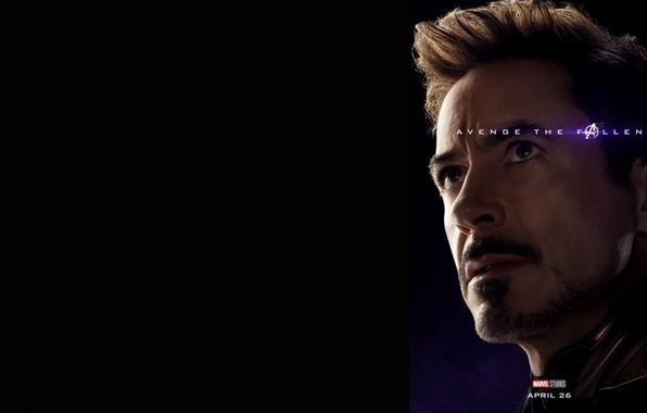 Картинка Железный человек, Роберт Дауни младший, Тони Старк, Avengers: Endgame, Мстители Финал, Терпилы Таноса, Плейбой миллиардер …