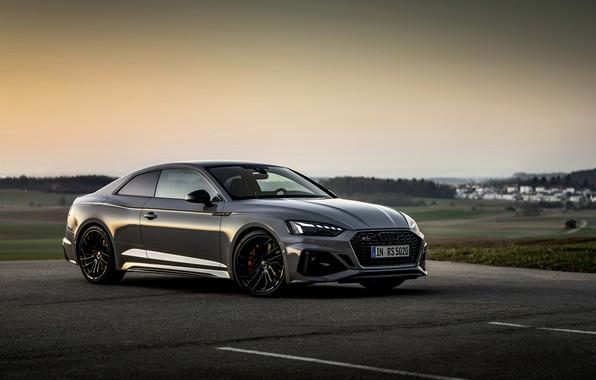 Картинка Audi, купе, RS 5, 2020, двухдверное, RS5 Coupe