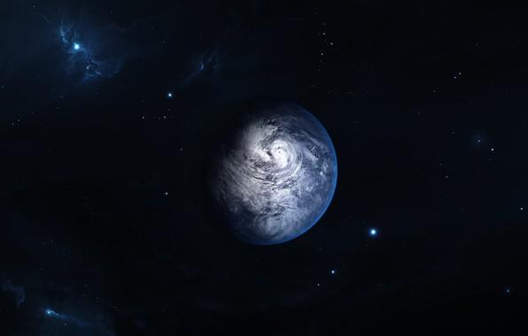 Картинка Звезды, Планета, Космос, Туманность, Stars, Space, Planet, Nebula, Scott Richard, madeinkipish, StarkitecktDesigns, background by StarkitecktDesigns, …