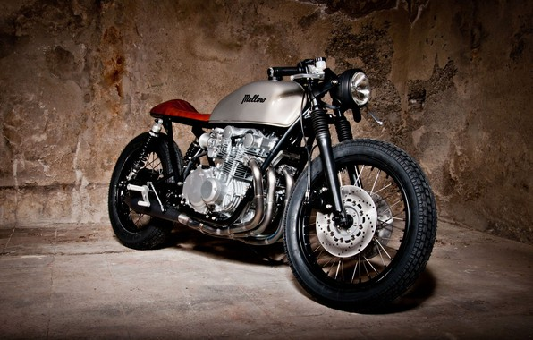 Картинка Custom, Cafe Racer, Motocycle