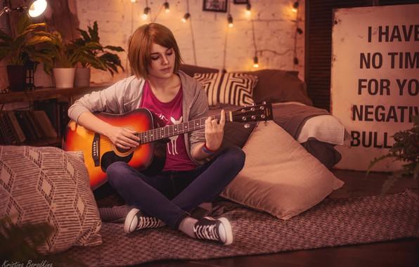 Картинка косплей, Life Is Strange, Action-adventure, Kristina Borodkina, по мотивам игры