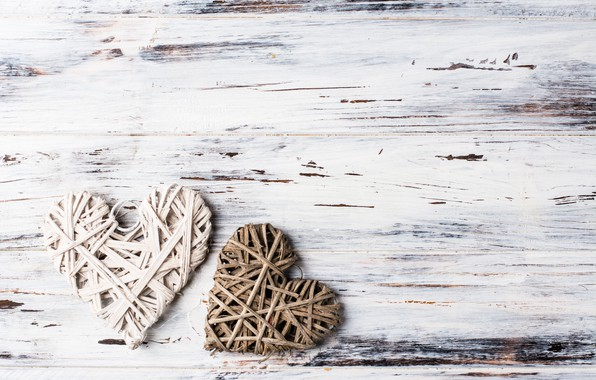 Картинка любовь, сердце, сердечки, love, wood, romantic, hearts, wooden, valentine