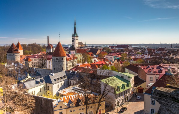 Картинка Эстония, Таллин, Tallinn, Estonia