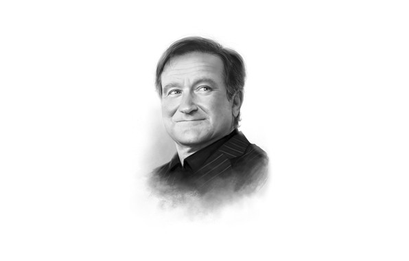 Картинка Рисунок, Актер, Мужчина