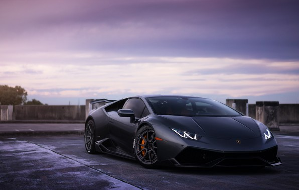 Картинка ADV.1, Lamborghini Huracan, ADV1 wheels, Lamborghini Huracan LP610-4 on ADV.1 Wheels
