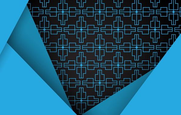 Картинка абстракция, текстура, colorful, abstract, wallpaper, геометрия, design, texture, background, pattern, material, geometric