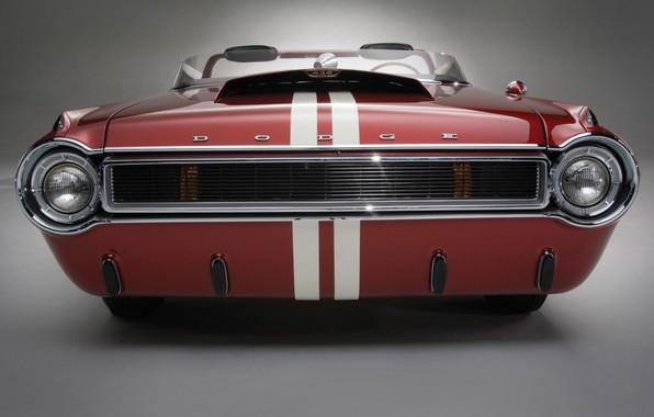 Картинка Roadster, Dodge, Car, Front