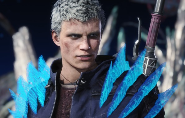 Картинка devil, nero, devil may cry 5, dmc 5, trigger