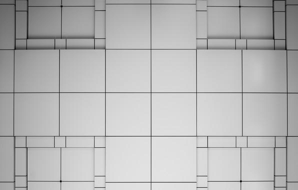 Картинка линии, серый, фон, текстура, черно белое, Абстракция