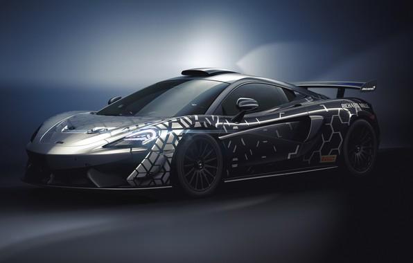 Картинка McLaren, суперкар, 2020, 620R