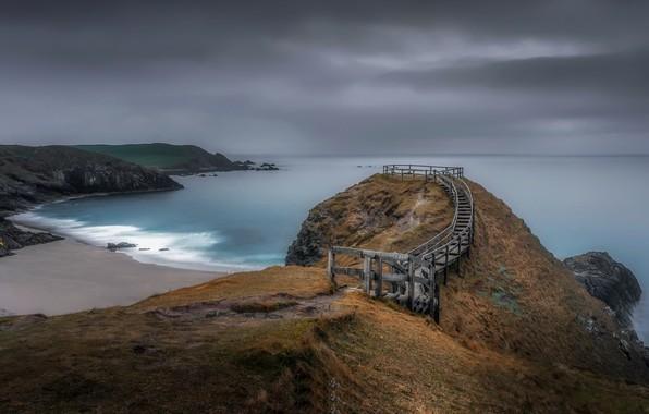 Картинка море, природа, берег