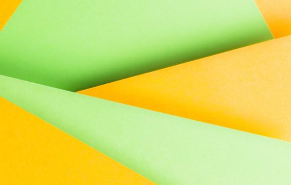 Картинка линии, абстракция, фон, green, геометрия, yellow, background, paper