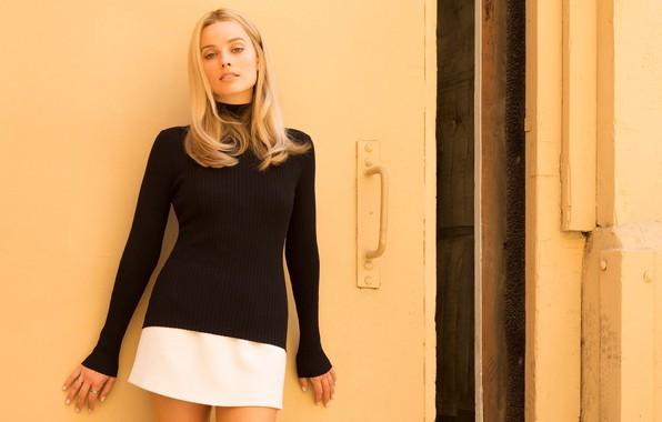Картинка актриса, блондинка, красотка, blonde, margot robbie, марго робби, once upon a time in hollywood, шэрон …