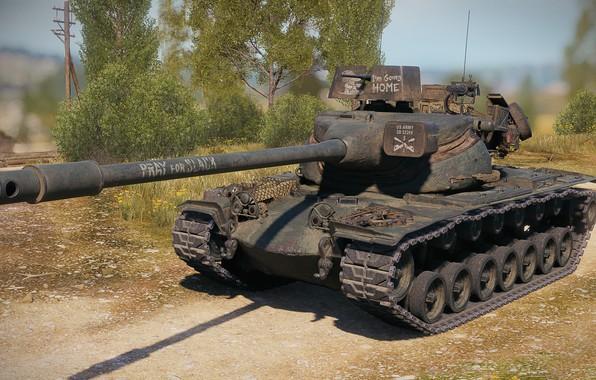 Картинка танки, T57 Heavy, WORLD OF TANKS