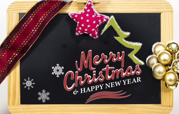 Картинка шары, Новый год, Christmas, New Year, декор